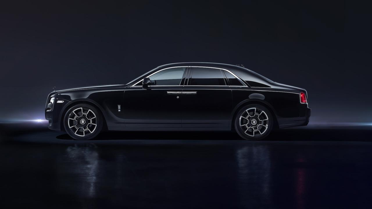 Rolls-Royce Ghost Black Badge Versace