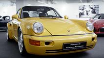 Porsche 911 Turbo S Leichtbau type 964