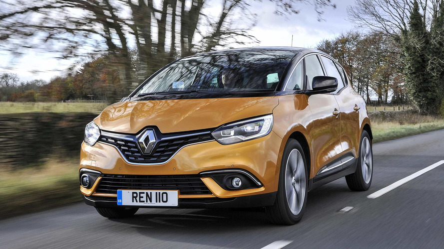 Renault's new high-tech turbo petrol engine to debut on Scenic