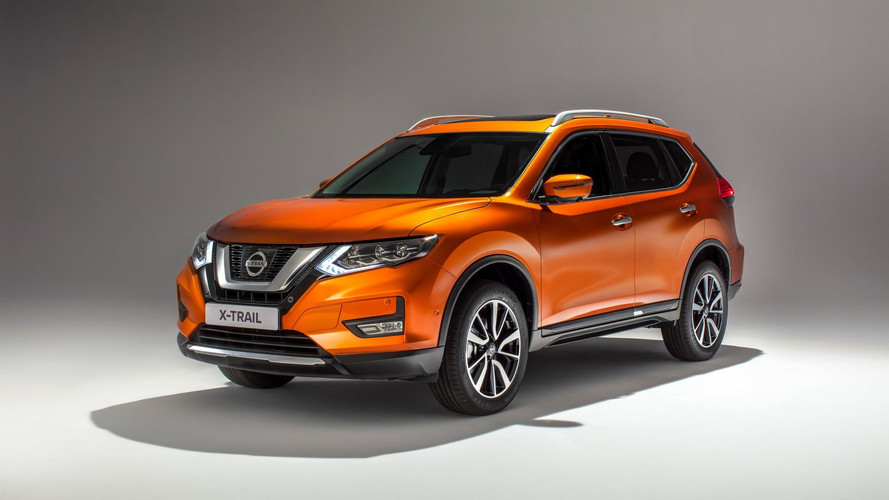 Nissan X-Trail 2017, un restyling con tecnología autónoma