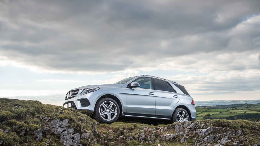 2017 Mercedes-Benz GLE Review
