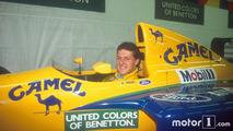 1991 - Benetton B191 Formule 1