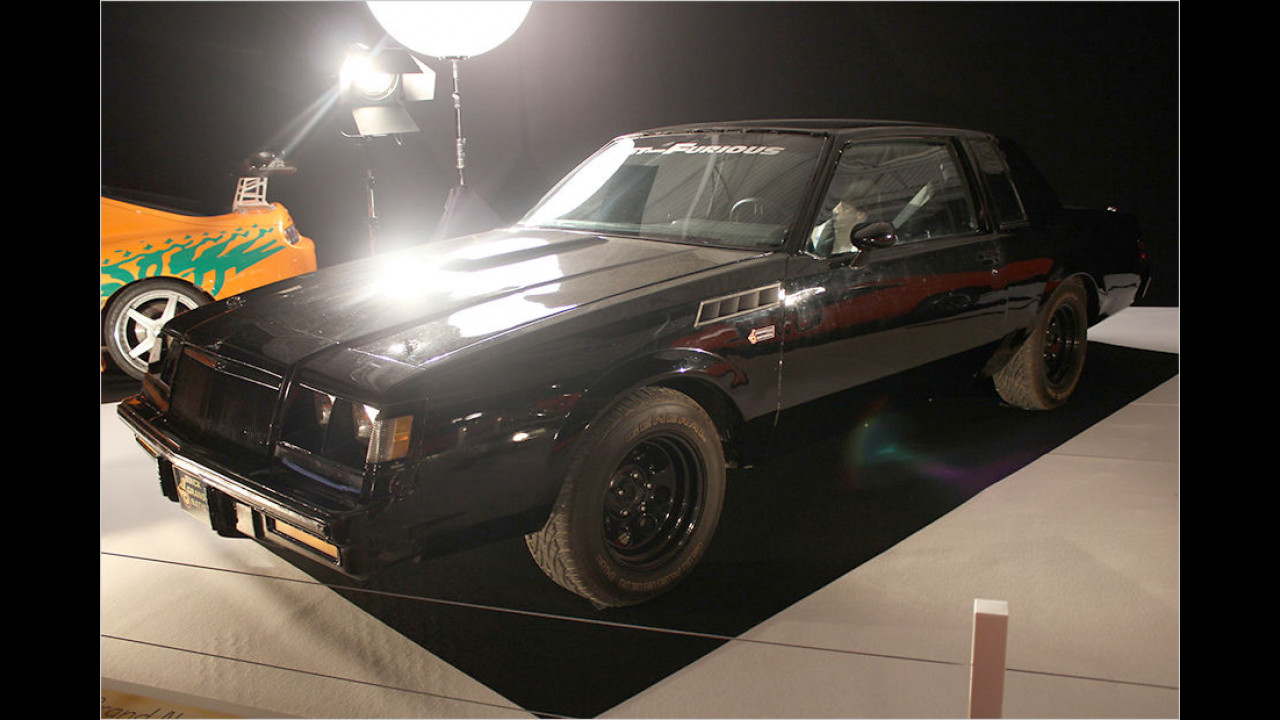 Buick Grand National GNX, Fast and Furious 4 (2009)