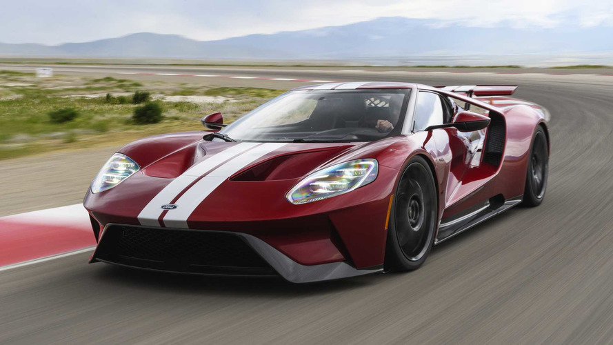 2017 Ford GT First Drive: Pure Driving Nirvana