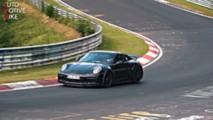 2020 Porsche 911 Turbo Spy Screenshots