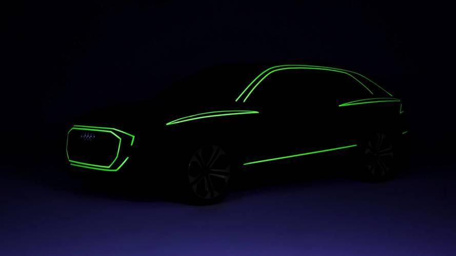 Audi Q8, i teaser