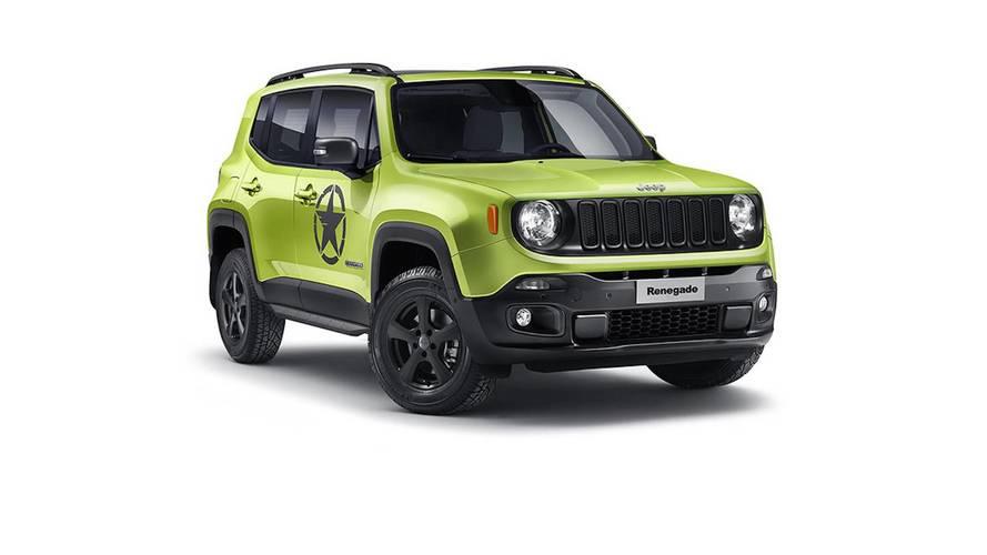 Jeep Renegade Mopar - Genebra