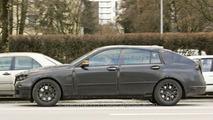 BMW PAS spy photos winter testing