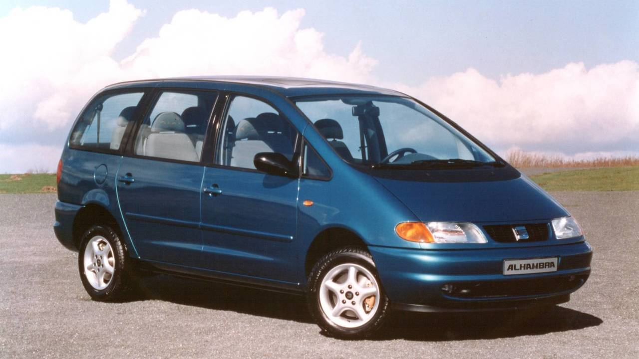 SEAT Alhambra, 1996-presente