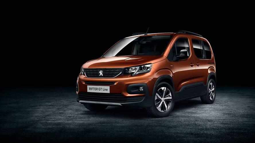 Peugeot Rifter (2018) - Le descendant du Partner est né !