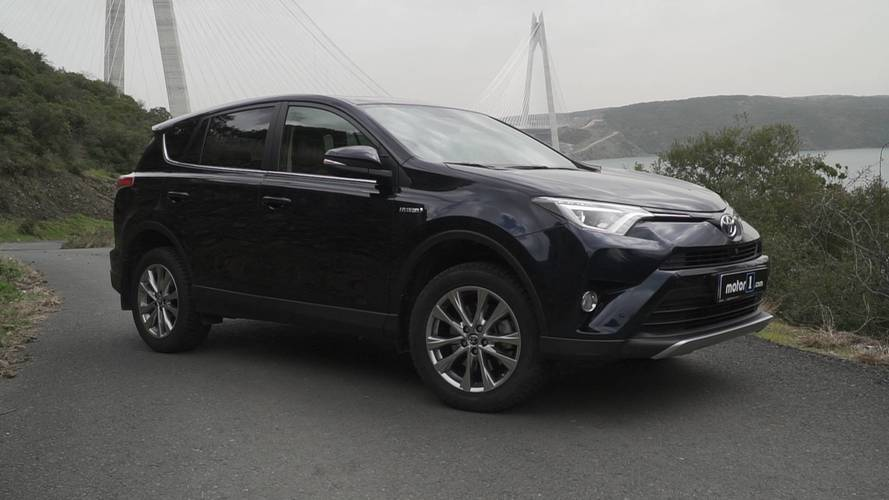2017 Toyota RAV4 Hybrid Premium Plus Navi   Neden Almalı?