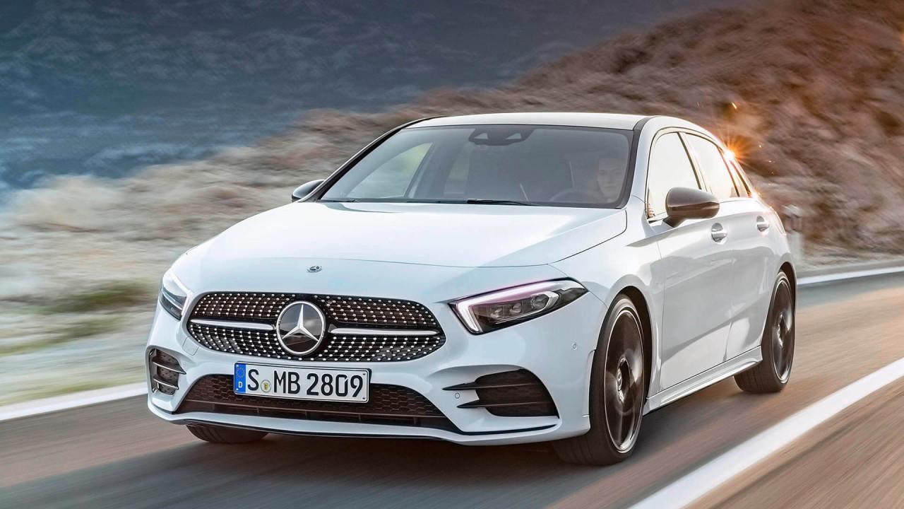 Mercedes A-Klasse, B-Klasse & Co.
