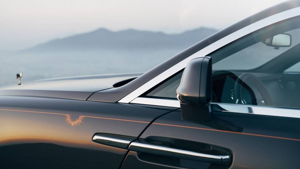Rolls-Royce Wraith Luminary Collection