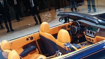 Rolls-Royce Dawn at Frankfurt 2015