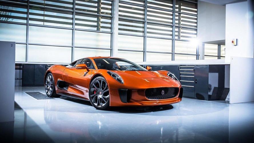 Jaguar to launch two EVs instead of XK successor, C-X75 supercar