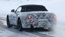 BMW Z5 spy photo