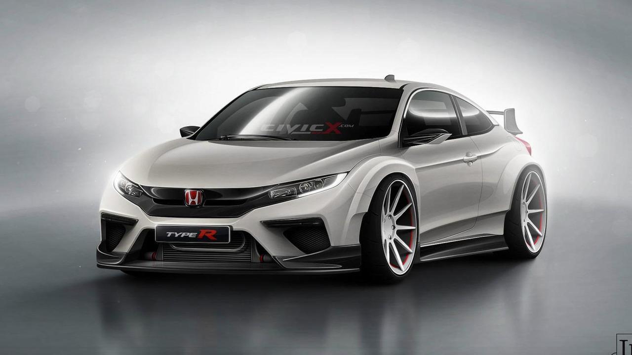 Next generation Honda Civic Coupe Type R