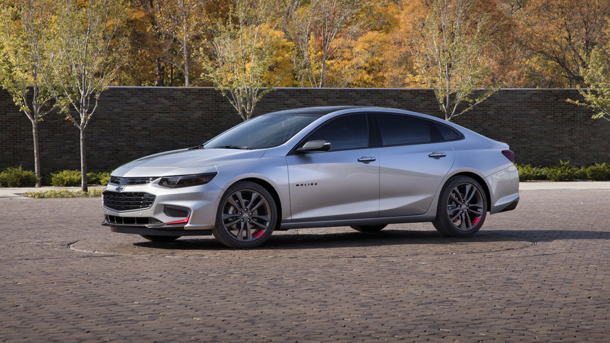 Chevy Malibu Red Line Series concept could be headed for production