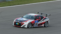 GAZOO Racing Toyota 86 at the Nürburgring 21.5.2012