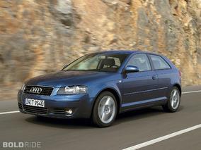 Audi A3 3.2 V6 3-door