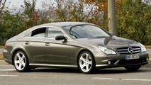 Undisguised Facelift of the Mercedes-Benz CLS