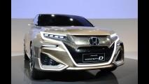 Futuro rival do Ford Edge, Honda Concept D de produção estreia em abril