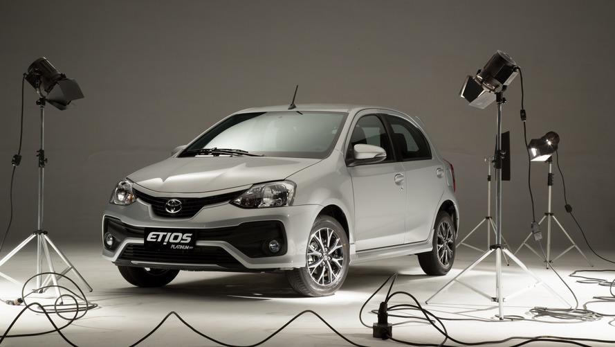 Com chegada do Yaris, Toyota Etios perde versões XLS e Platinum