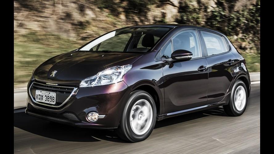 Peugeot mantém promoção e agora paga R$ 500 para quem levar rival do 208