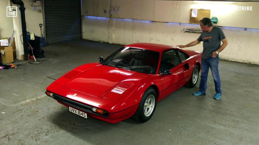 James May Ferrari Walkaround
