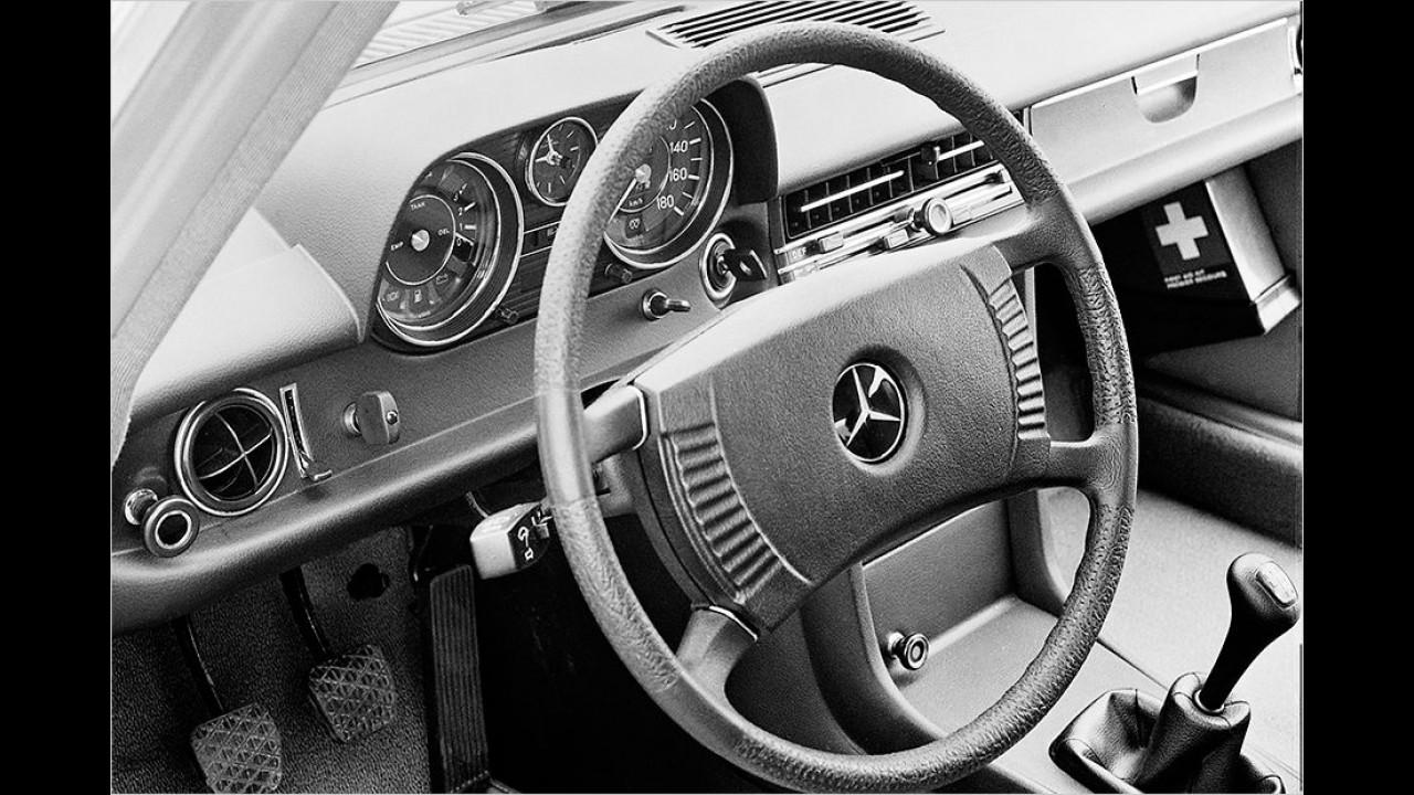 Mercedes ,Strich-Acht