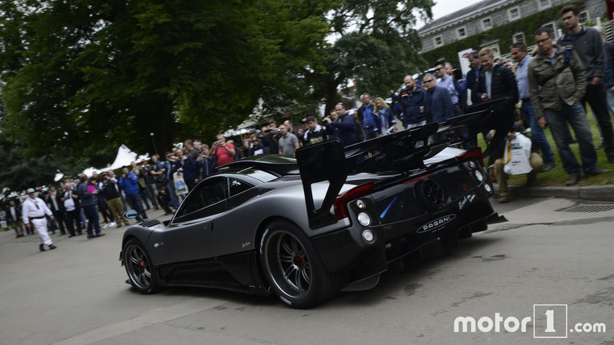 Pagani Zonda 760 Oliver Evolution Goodwood
