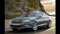 Citroën: Make-up für C5 und C8