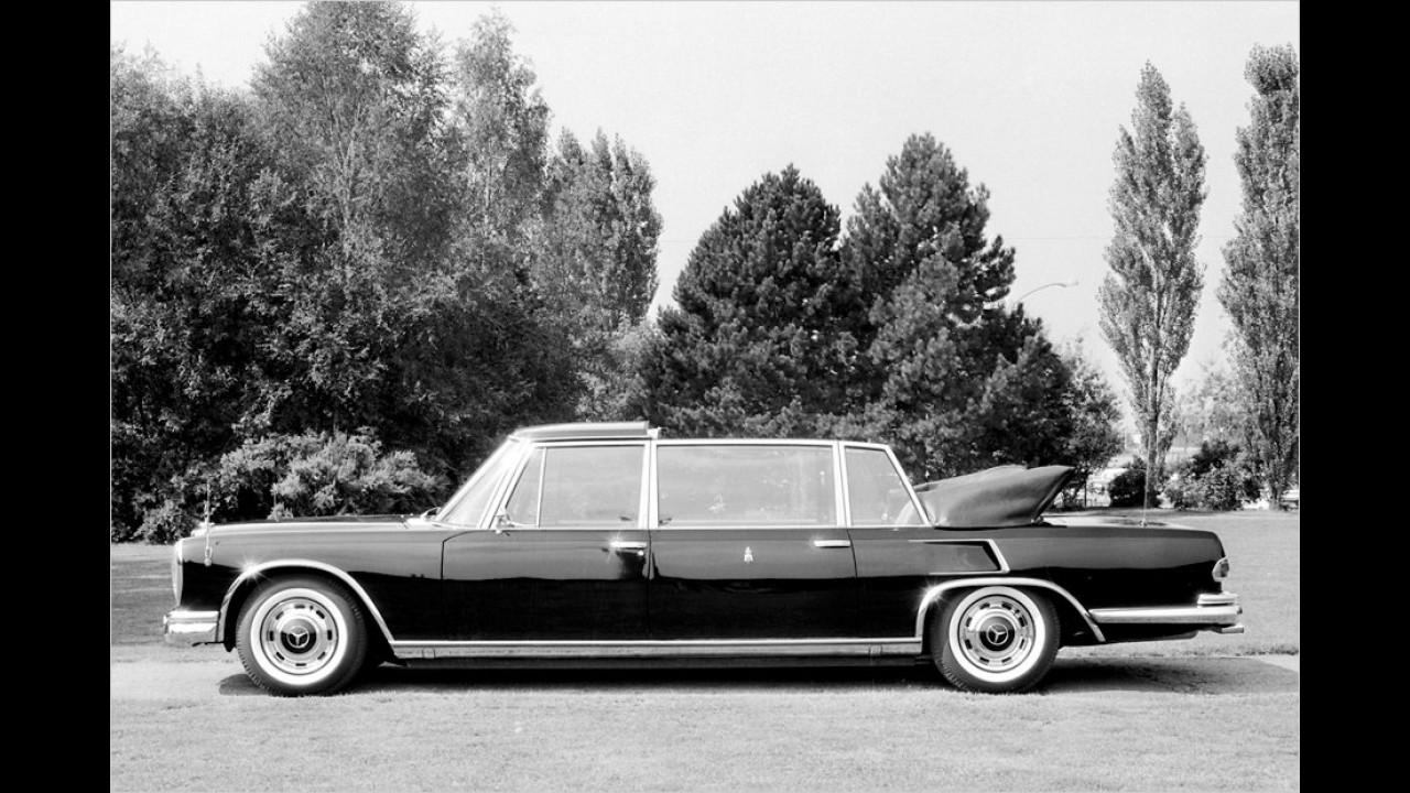 Mercedes 600 Pullman Landaulet (1965)