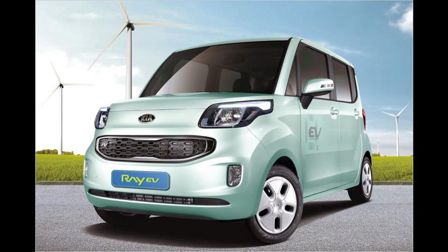 Koreas erstes Serien-Elektroauto kommt 2012