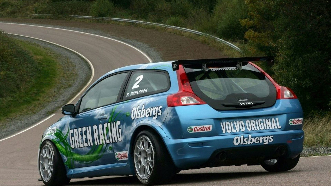 Volvo Green Racing C30 STCC