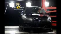 Crash Test Nuova Alfa Romeo Giulietta