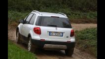 Fiat Sedici restyling