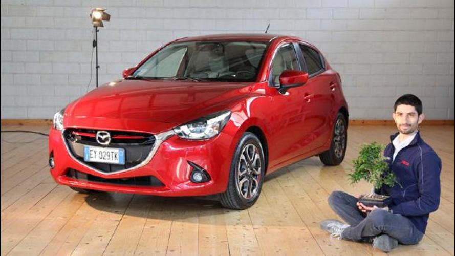 Mazda2: come un'ammiraglia, in formato bonsai