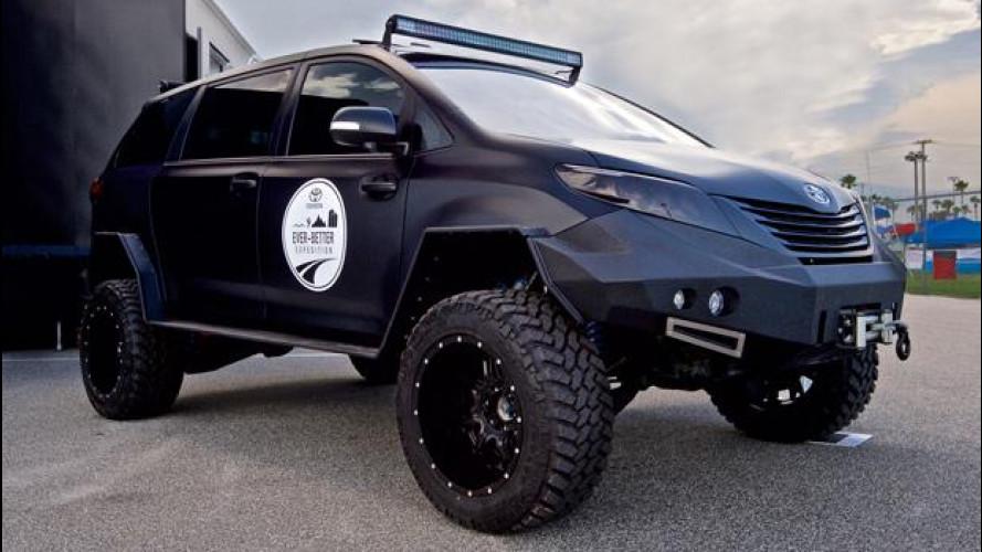SEMA di Las Vegas, Toyota porta 14 modelli