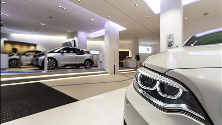 BMW City Sales Outlet, apre il