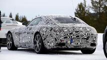2015 Mercedes-Benz AMG GT spy photo