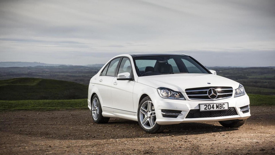 Mercedes C-Class AMG Sport Edition unveiled for the UK