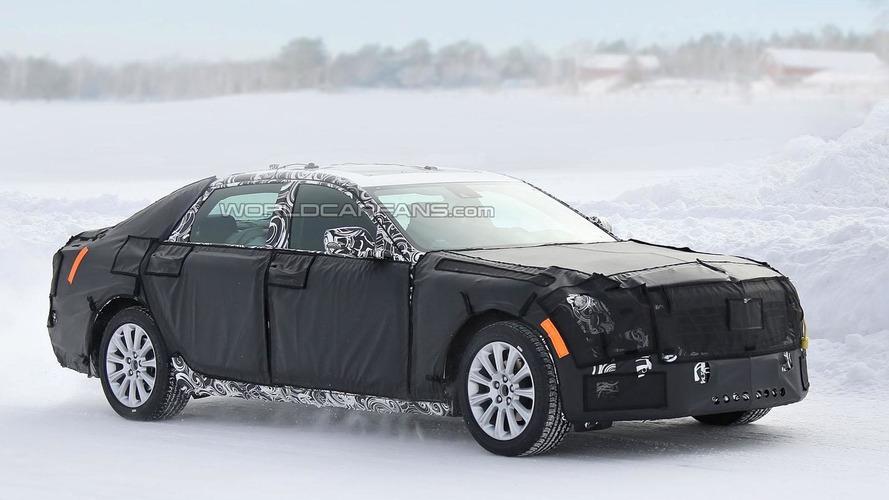 Cadillac exec confirms flagship sedan & new SRX for 2015 - report