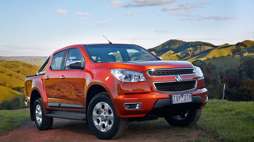 2014 Holden Colorado & Colorado 7 introduced with a new engine & upgraded equipment