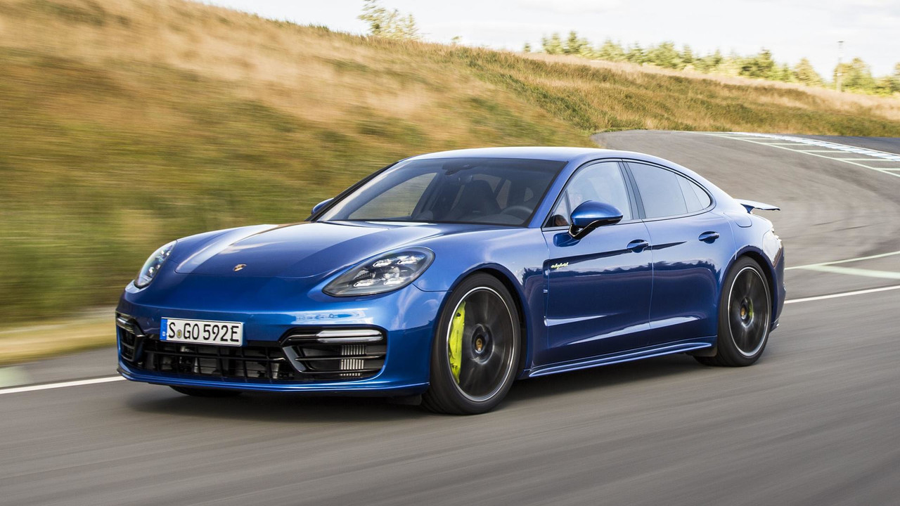2018 Porsche Panamera Turbo S E-Hybrid Review: The Future ...