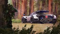 Supercar Battle Car Renders