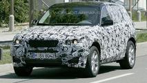 BMW X3 Prototype