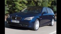 Erwischt: BMW 5er Touring