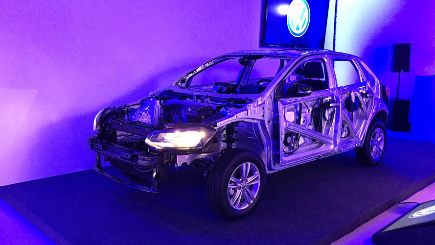 Vídeo - Por dentro do novo Volkswagen Polo nacional