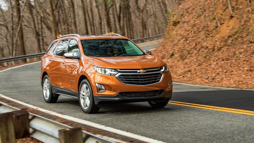 Chevrolet Equinox diesel é o SUV não-híbrido mais econômico dos EUA